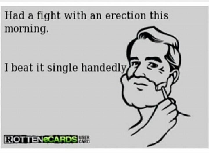 single handedly - meme