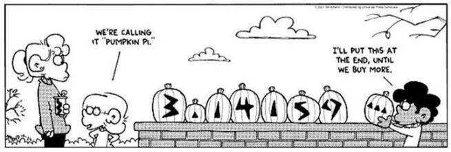 Pumpkin pie - meme