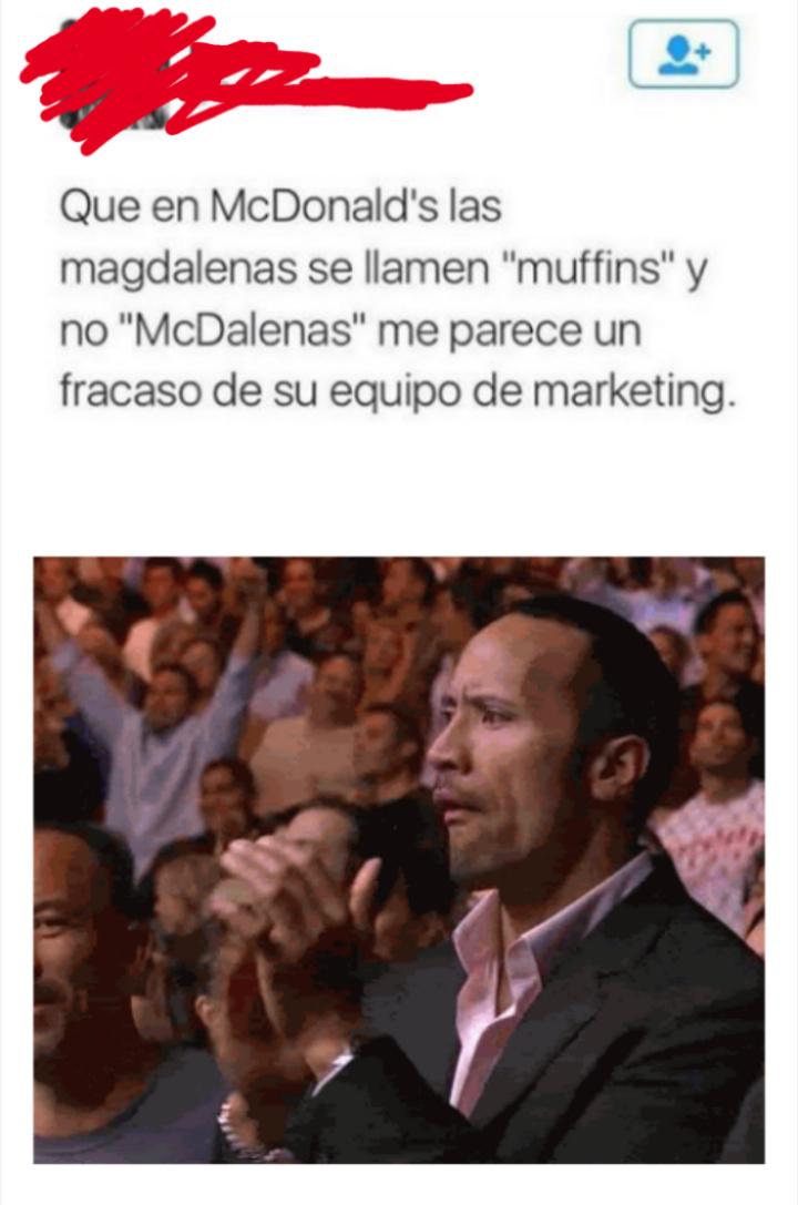 McDalenas - meme