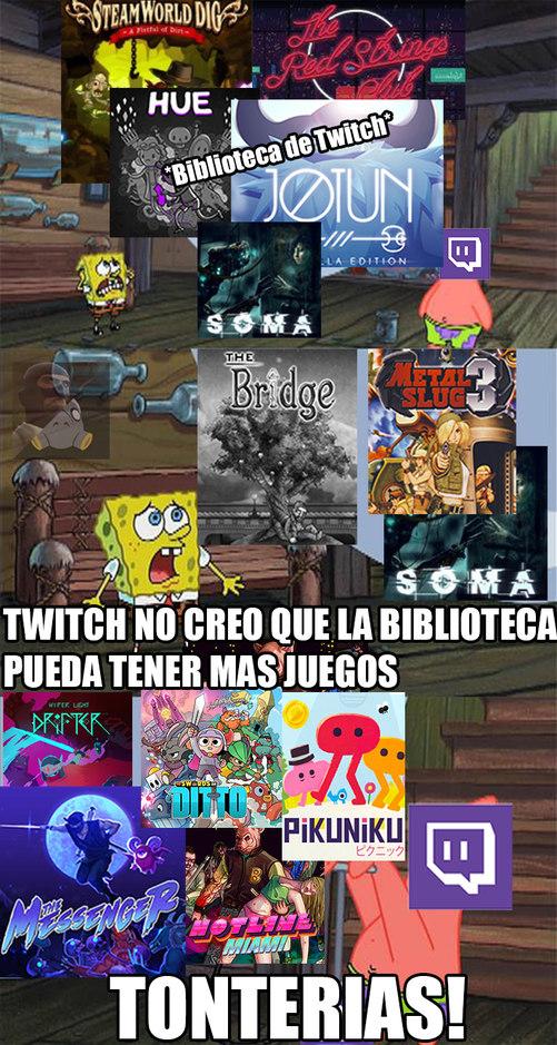 Twitch Primer - meme