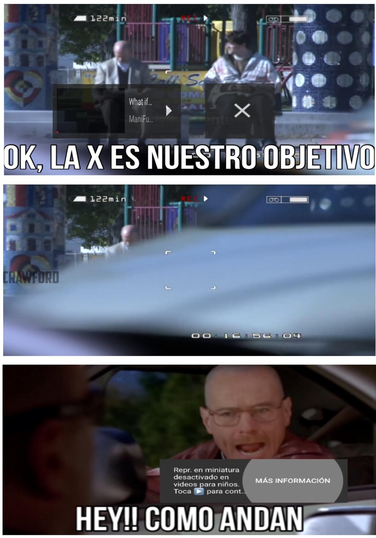 Este Heisenberg - meme