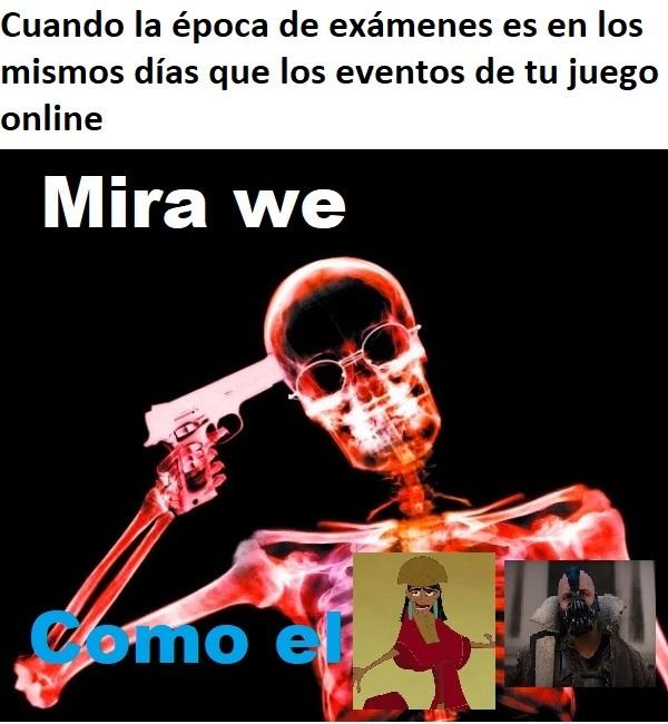 Kuzco Bane - meme