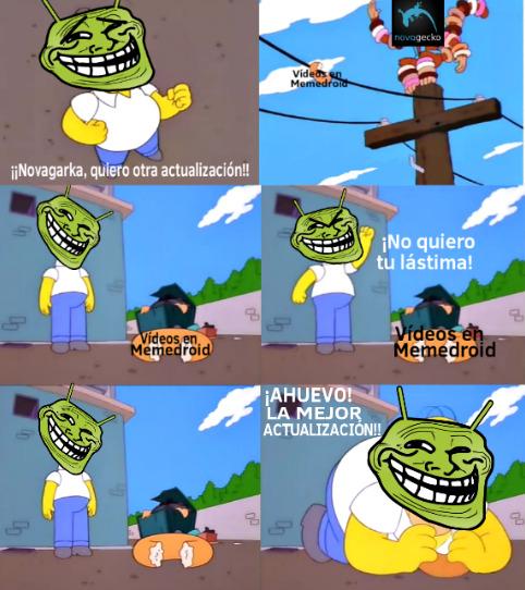 Homodroid. - meme