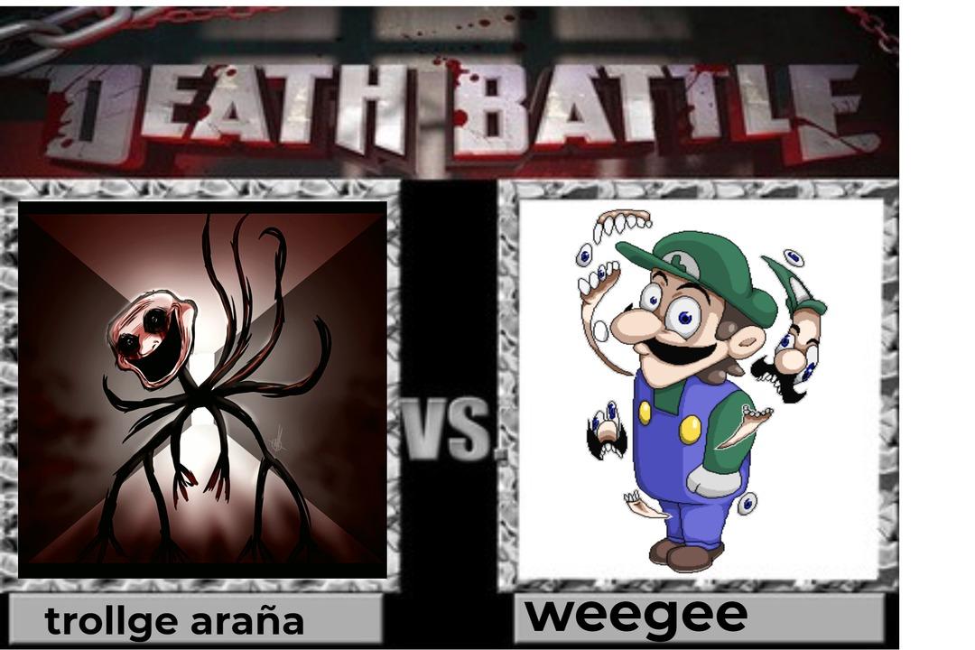 mi ultimo death battle  no hare mas durante una temporada - meme