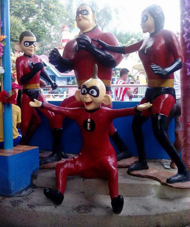 The not so incredibles.... - meme