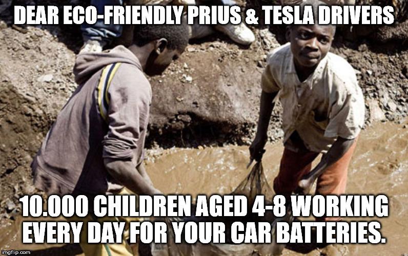 Tesla Slave Driver - meme