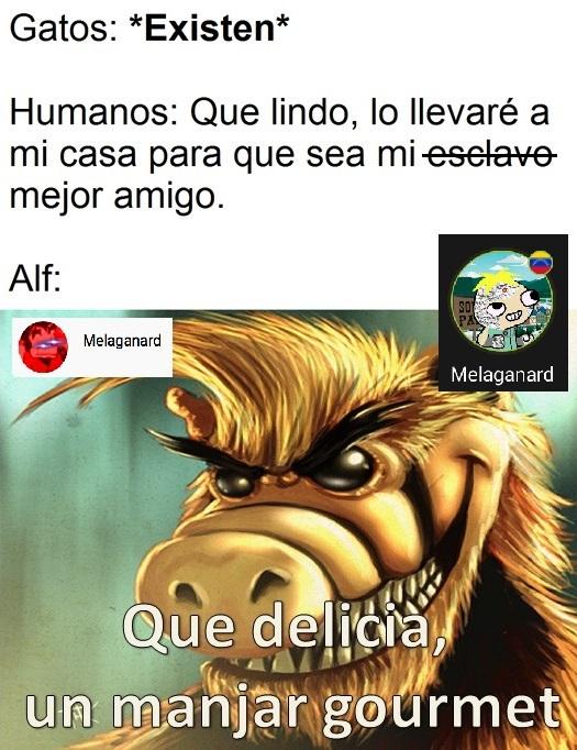 Se acuerdan de Alf? - meme