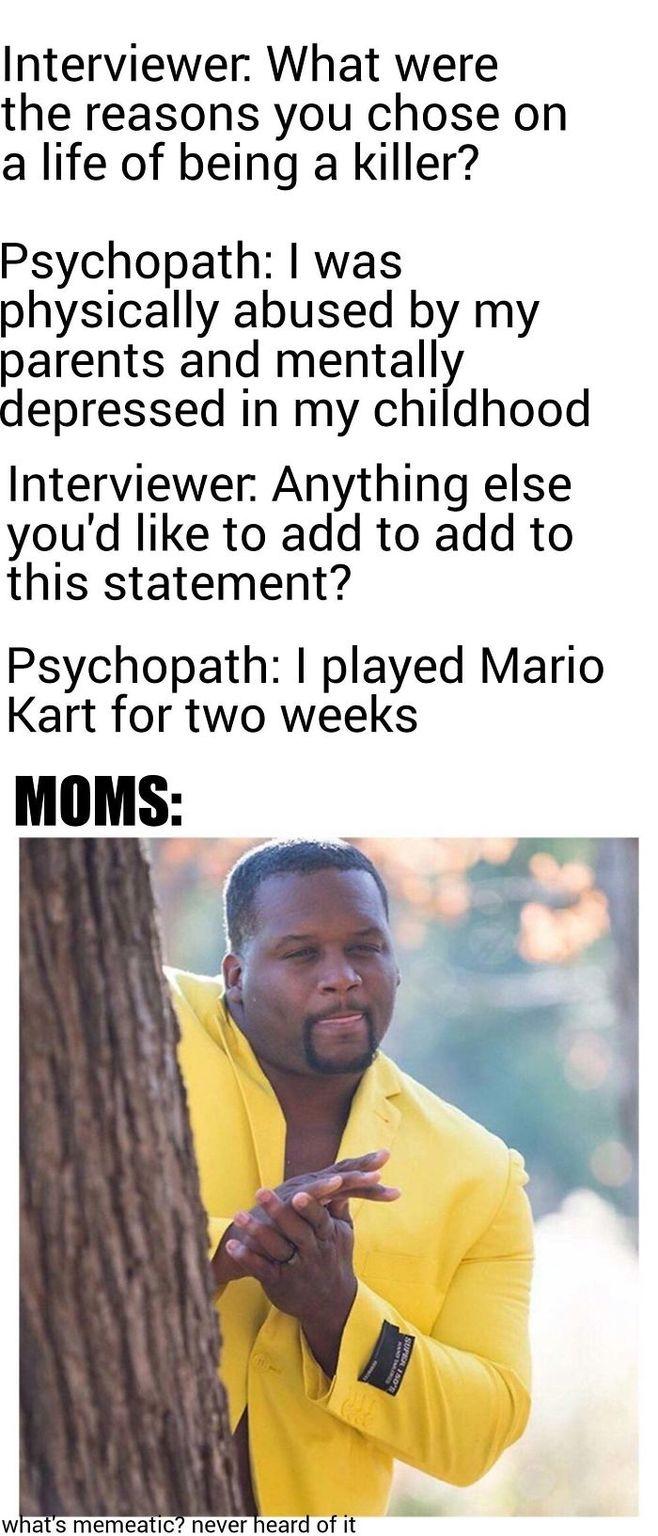(insert well thought and funny tiltle) - meme
