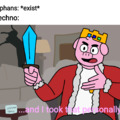 Orphan slayer