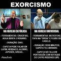 A igreja católica apostólica romana é a única e verdadeira igreja da fé cristã