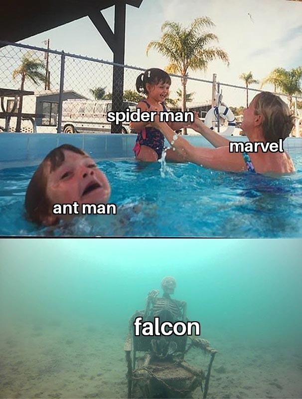 Il n'aura jamais son propre film - meme