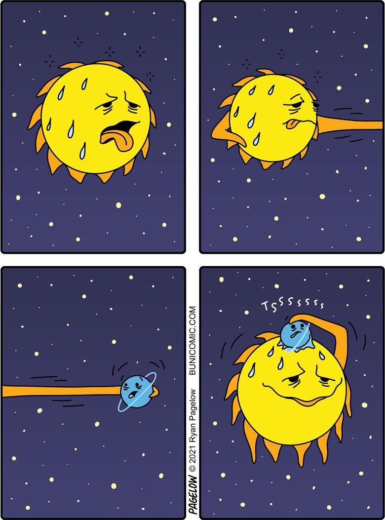 Tout s'explique.....le réchauffement climatique n'est pas de la faute de l'homme - meme
