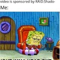 Getting real tired of all these raid: shadow legends sponsored videos