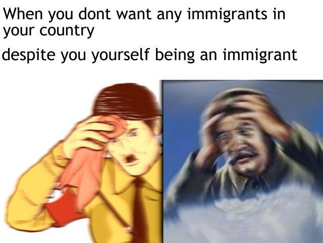 "Just like every ""American"" - meme"