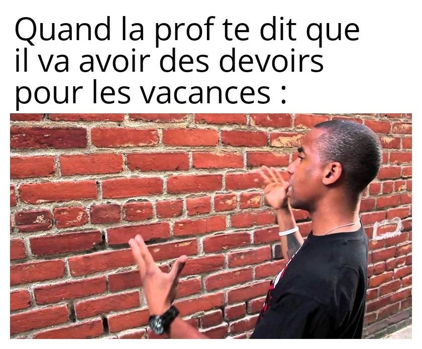 Les profs... - meme