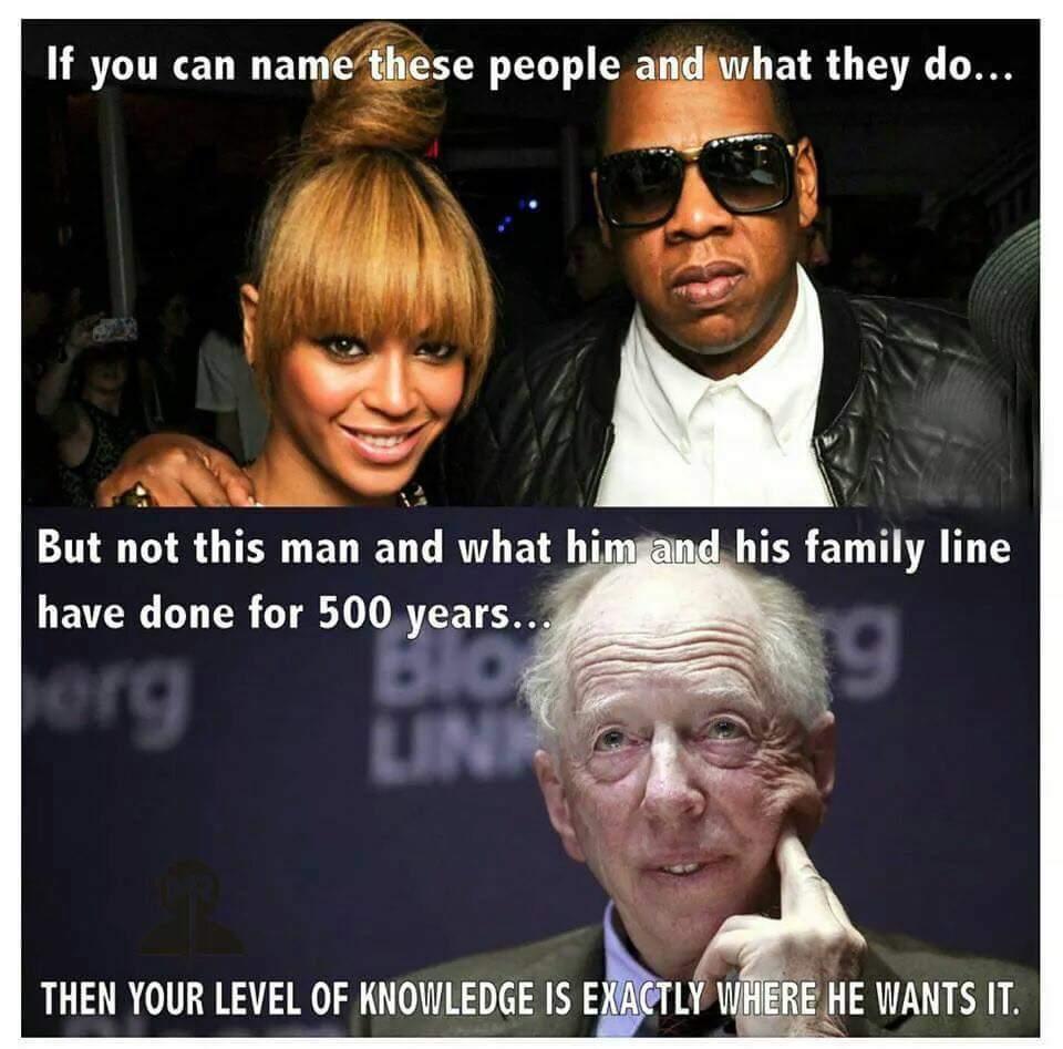 Rothschild - meme