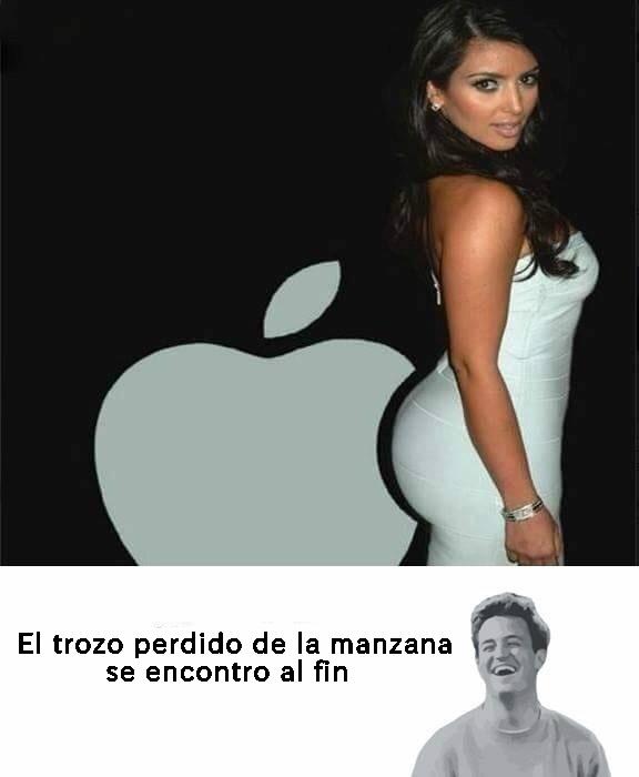 Simplemente Apple - meme