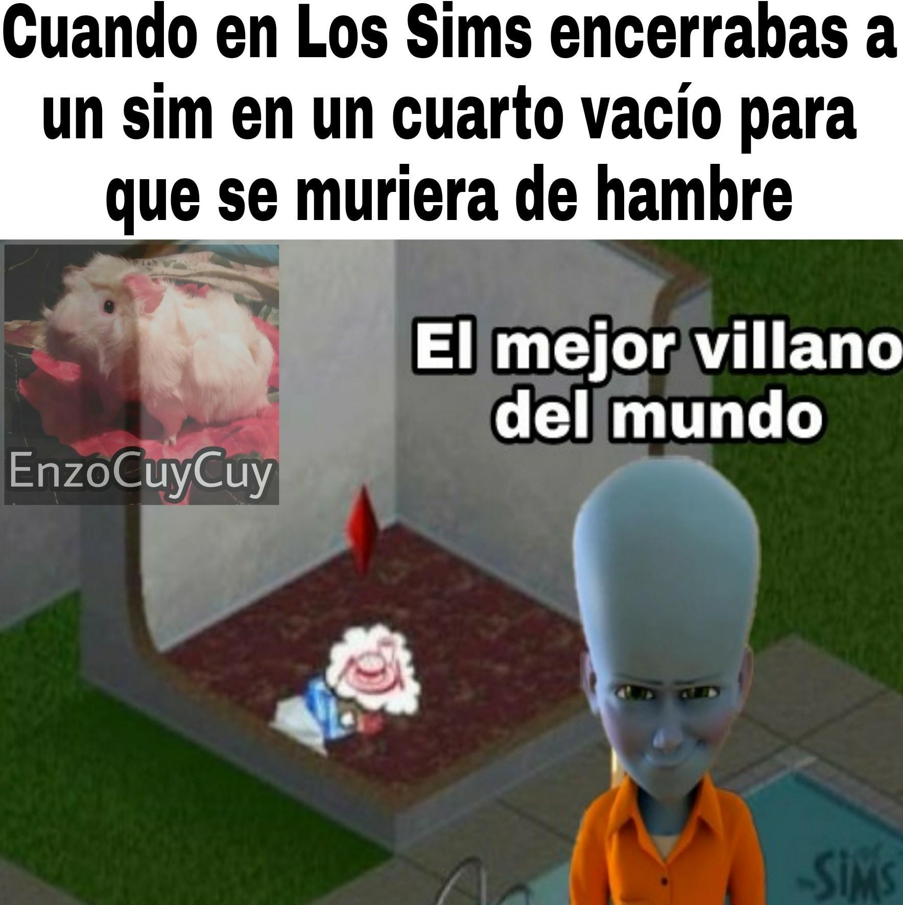 Cuanta crueldad :0 - meme