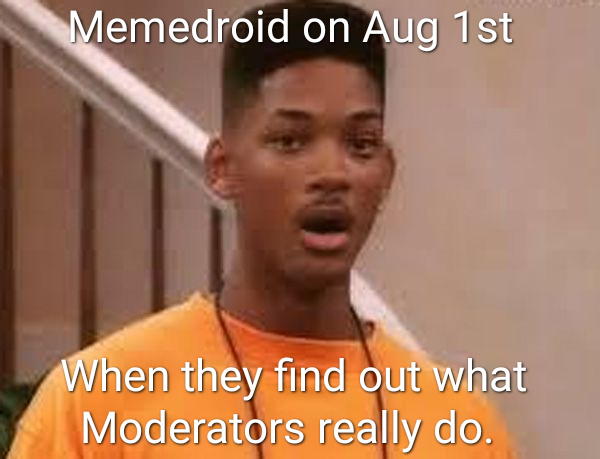 August 1st is the day of reckoning for you filthy casuals. Upvote everything, bois. - meme