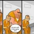 Le titre est en prison