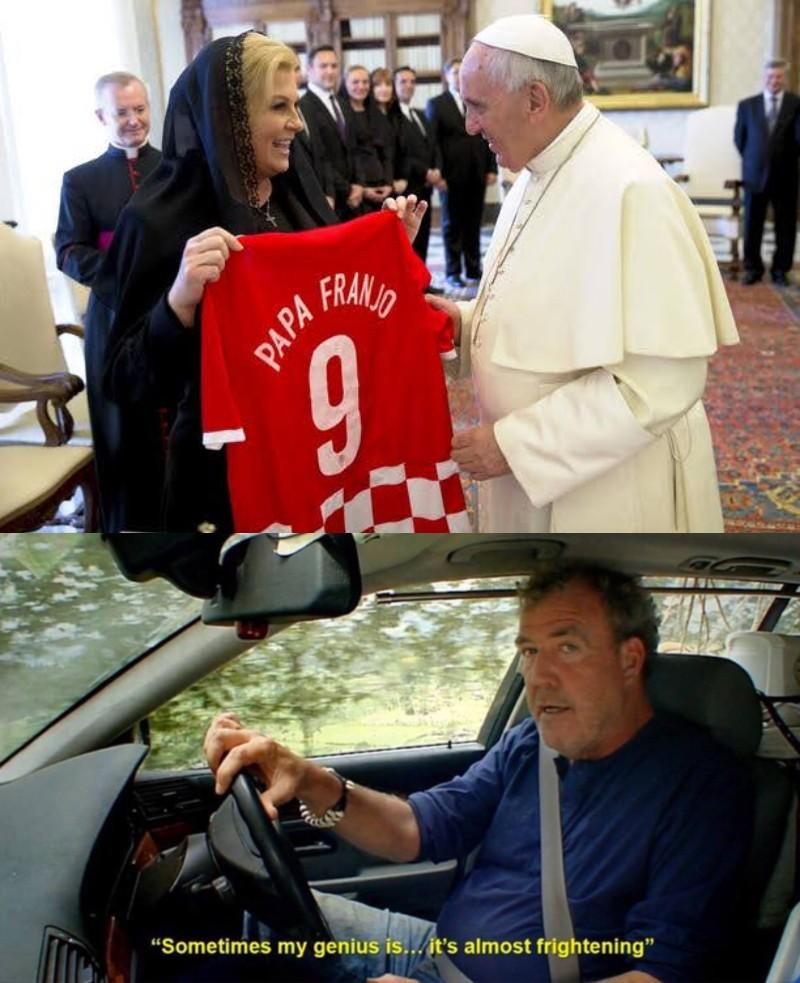 President of Croatia, everyone - meme
