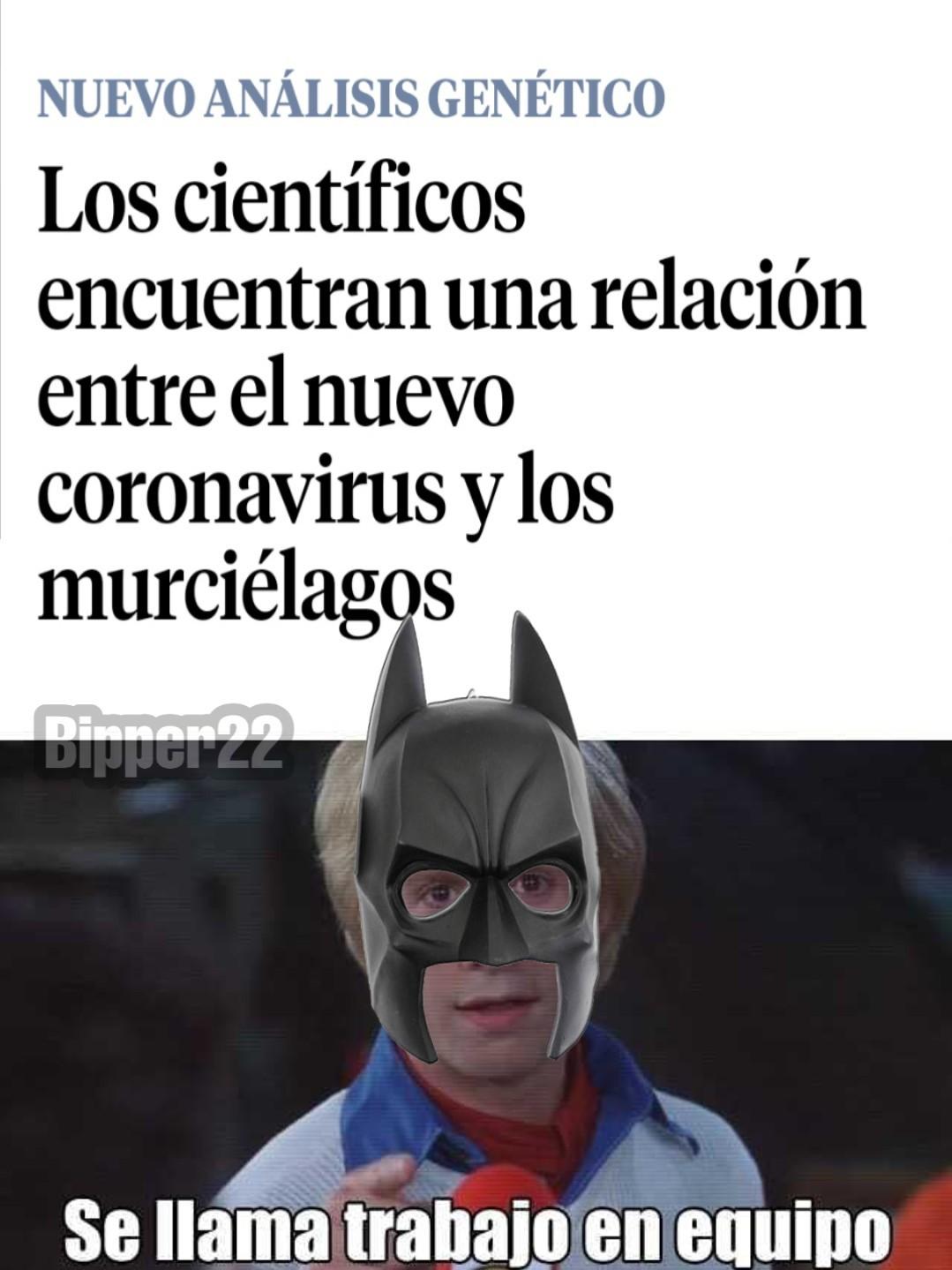 Maldito Batman - meme