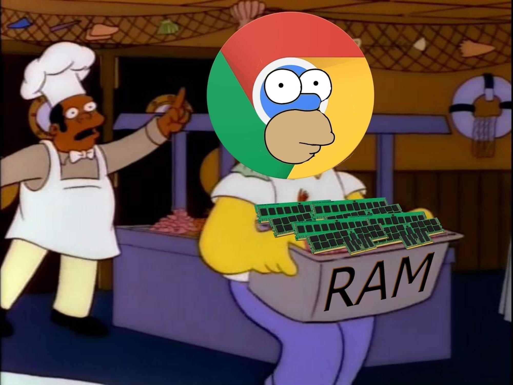 Title liked the Simpsons (seasons 1-10) - meme
