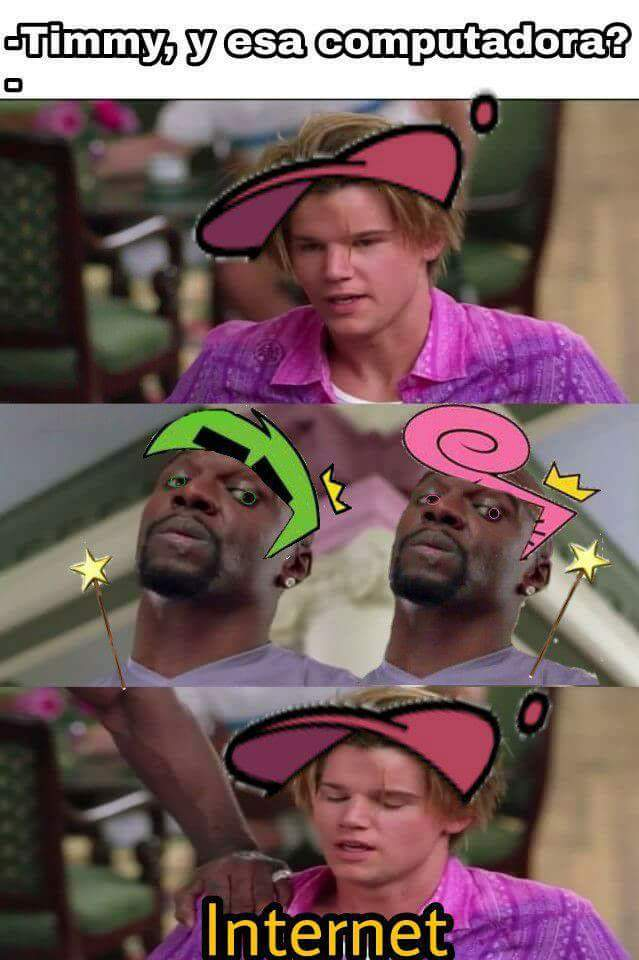 Timmy... - meme