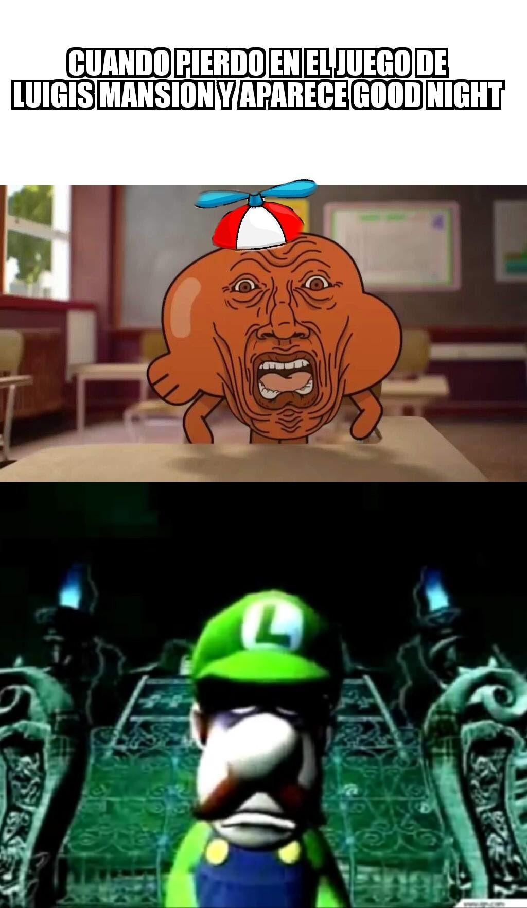 Miren a la parte de abajo - meme