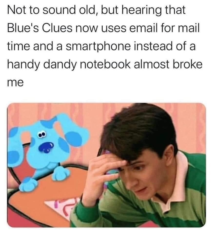 2000s kids - meme