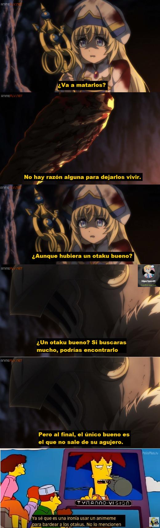 Puede que muchos en Memedroid odien realmente a los otakus. Yo sólo los bardeo por diversión. Lo único serio en mis memes es mi afán por bardear a los que usan neologismos estúpidos y a los progres