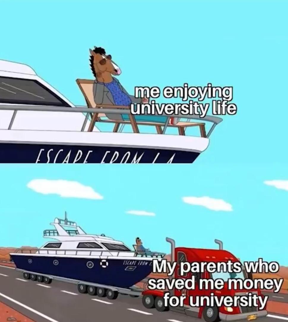 Horseman - meme