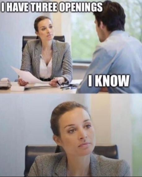 This is how I got fired - meme