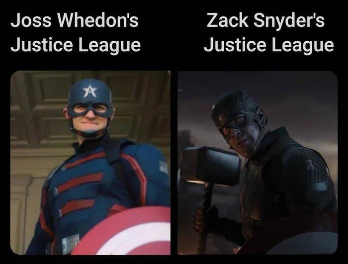 Justice League - meme