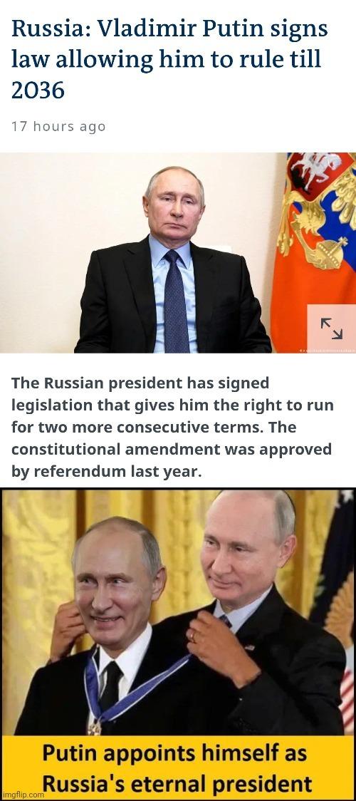 Vladimir Putin - meme