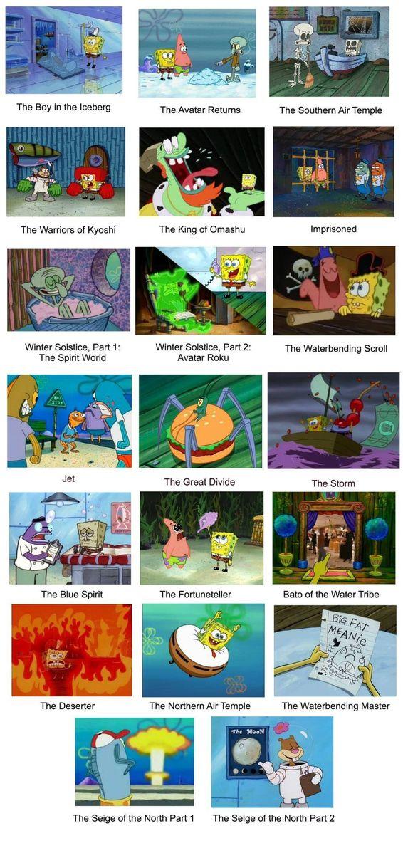 Avatar the last airbender Season 1 in a nutshell - meme