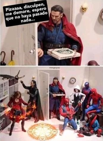 Spiderverse - meme