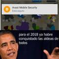 Obama el conquistador