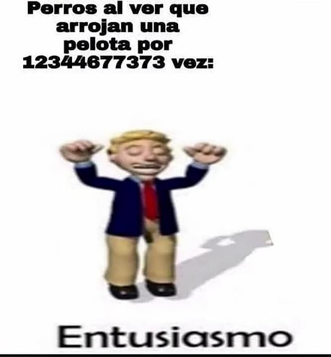 Entusiasmo - meme
