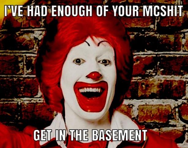 McDonald's - meme