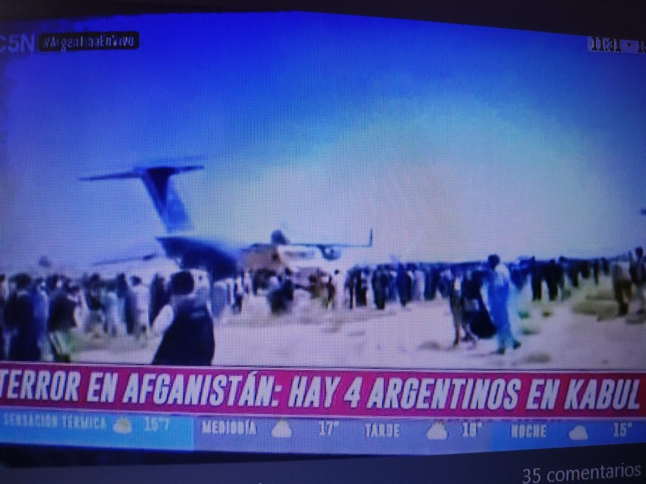 4 Argentinos - meme