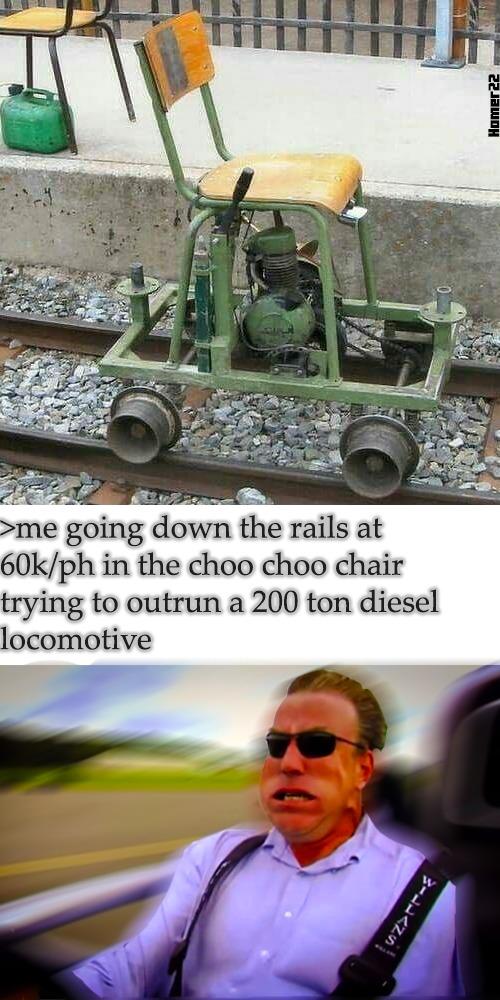 choo choo muthfuckaaaas - meme