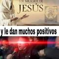Meme hecho en Jueves Santo