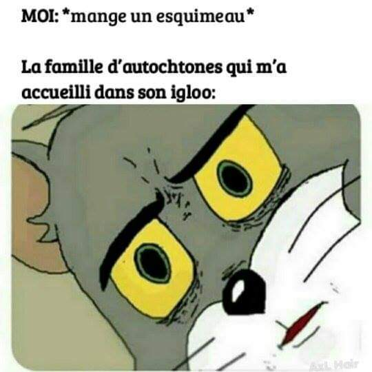 Dédicace à Ywouala !ᕦᶘ ᵒ㉨ᵒᶅᕤ - meme