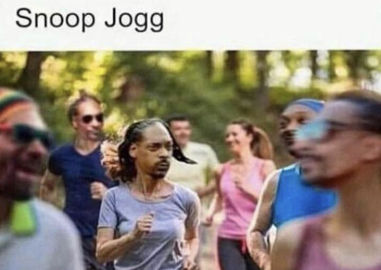 Snoop Jogg - meme