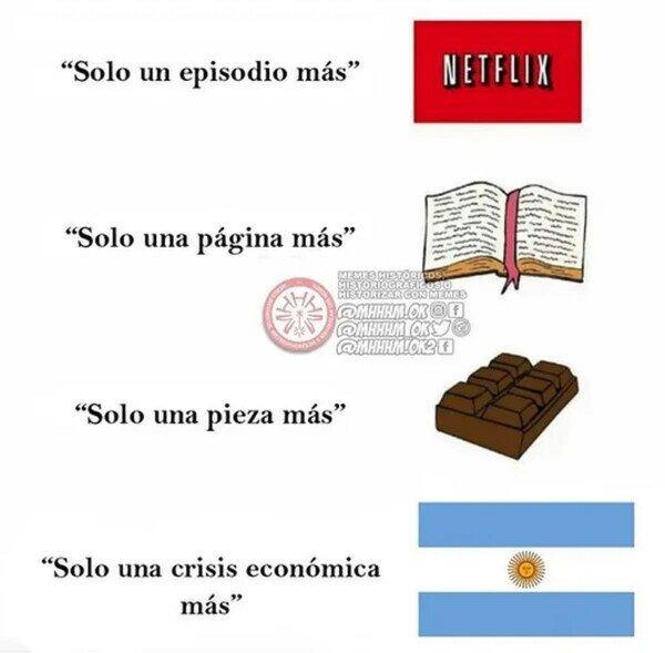Nunca es solo una mas ¡ME ESCUCHASTE ARGENTINA! - meme