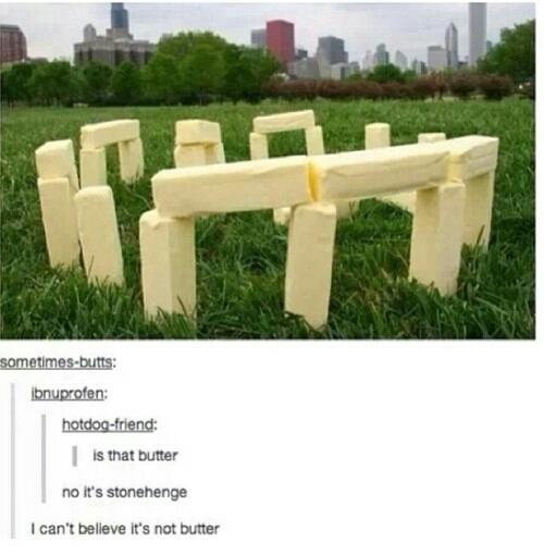 butter - meme
