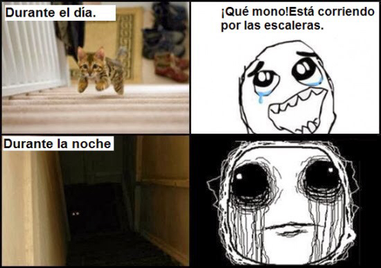 Da miedo.... - meme