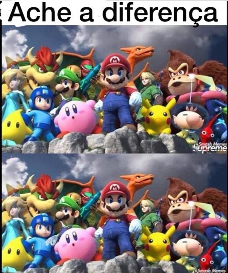 cof cof Mario verde cof cof - meme