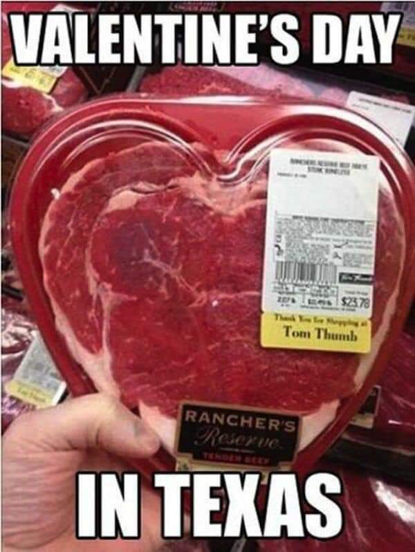 Happy Valentine's Day, Y'all! - meme